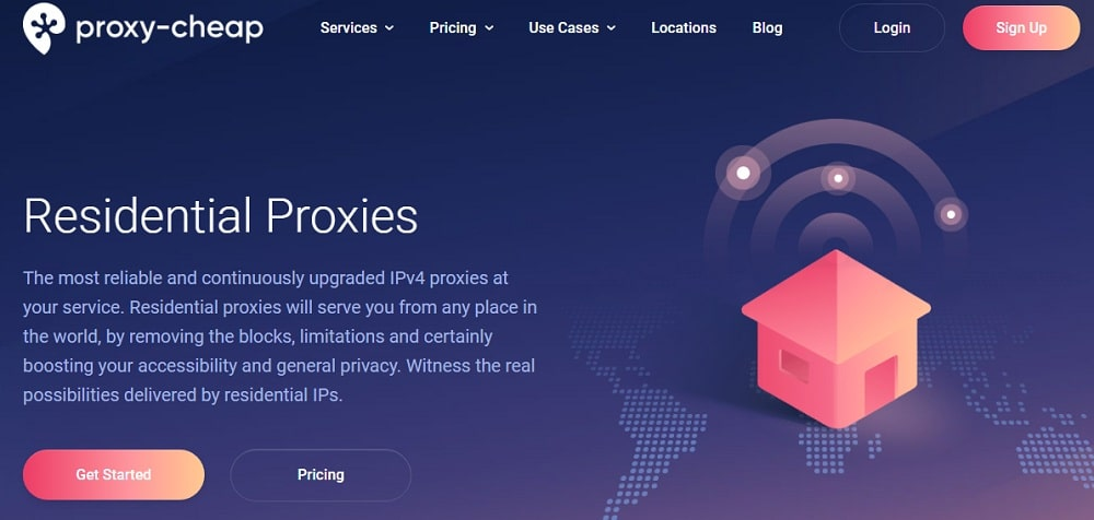 Proxy-cheap for Residential Proxy