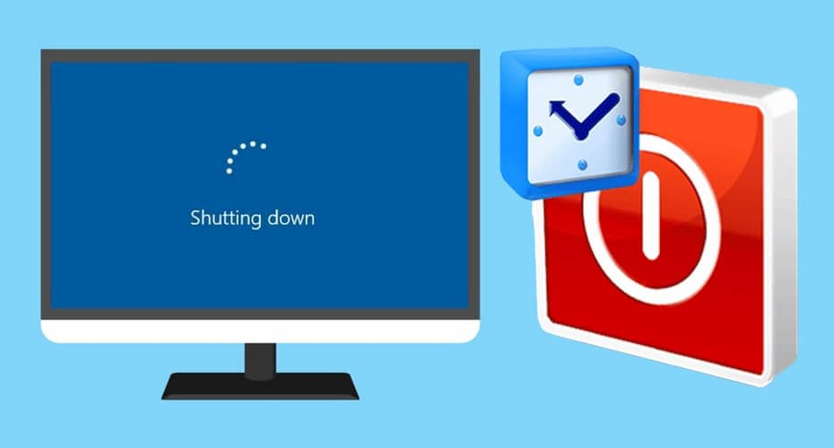 Auto Shutdown Windows 10
