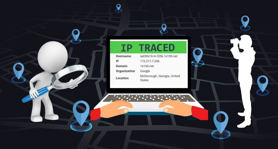 Find and Track an IP Address